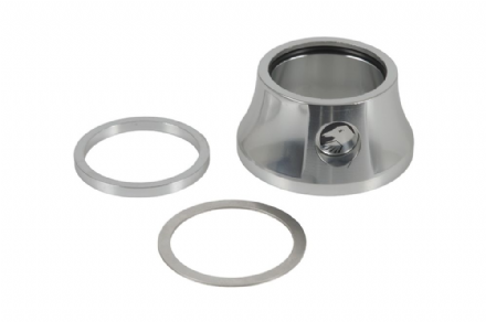 Shadow Grande Headset Cap/Spacer - Polished 23mm
